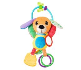 Zabawka dla małych dzieci Chicco Grzechotka kolorowy piesek
