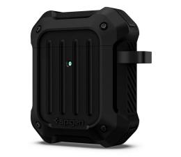 Etui na słuchawki Spigen Tough Armor do Apple Airpods czarne