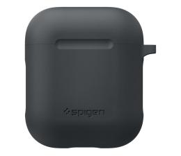 Etui na słuchawki Spigen Apple Airpods case grafitowy