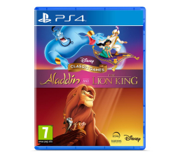 Gra na PlayStation 4 PlayStation Disney Classic Games: Aladdin and the Lion King