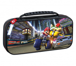 Obudowa/naklejka na konsolę BigBen SWITCH Etui na konsole Mario Kart New
