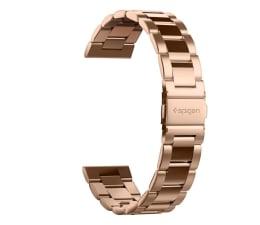 Pasek / bransoletka Spigen Modern Fit Band do Galaxy Watch 42mm Rose Gold