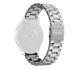 Pasek / bransoletka Spigen Modern Fit Band do Galaxy Watch 46mm Silver