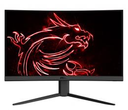 "Monitor LED 24"" MSI Optix G24C4 Curved czarny"