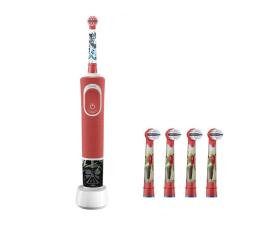 Szczoteczka elektryczna Oral-B D100 Kids StarWars + końcówki EB10-4