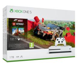Konsola Xbox Microsoft Xbox One S + Forza Horizon 4 + LEGO DLC