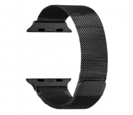 Pasek / bransoletka TOPP Pasek do Apple Watch 42/44mm Mesh czarny
