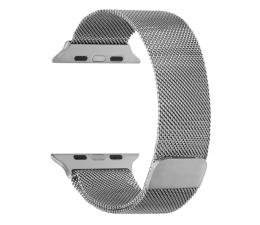 Pasek / bransoletka TOPP Pasek do Apple Watch 42/44mm Mesh srebrny