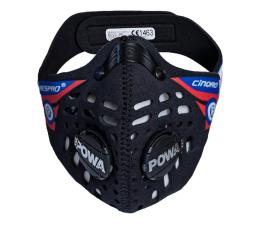 Maska antysmogowa Respro Cinqro Black XL