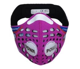 Maska antysmogowa Respro Cinqro Pink M