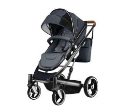 Wózek dziecięcy wielofunkcyjny Lionelo Mari 2w1 Graphite