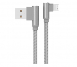 Kabel USB Unitek Kabel USB - Lightning 1m (kątowy)