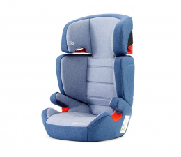 Fotelik 15-36 kg Kinderkraft Junior Fix z systemem ISOFIX Navy