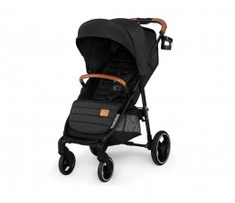 Wózek spacerowy Kinderkraft Grande 2 Black