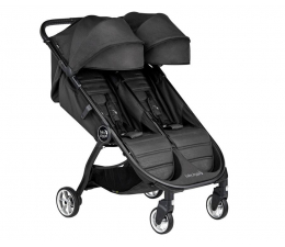 Wózek dla bliźniaków Baby Jogger City Tour Double JET