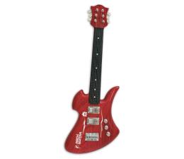 Zabawka muzyczna Bontempi Gitara Rockowa czerwona