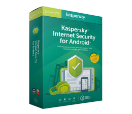 Program antywirusowy Kaspersky Internet Security Android 1st. (12m.)