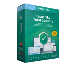 Program antywirusowy Kaspersky Total Security Multi-Device 2st. (12m.)