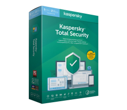 Program antywirusowy Kaspersky Total Security Multi-Device 5st. (12m.)