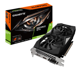 Karta graficzna NVIDIA Gigabyte GeForce GTX 1650 SUPER WINDFORCE OC 2X 4GB