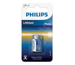 Bateria alkaliczna Philips Lithium photo CR2 (1szt)
