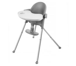 Krzesełko do karmienia Kinderkraft Pini Grey