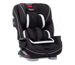 Fotelik 0-36 kg Graco Slimfit LX Midnight Black