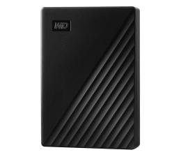 Dysk zewnętrzny HDD WD My Passport 5TB USB 3.0 Czarny