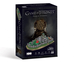 Puzzle do 500 elementów Dante Cubic Fun Game Of Thrones Winterfell