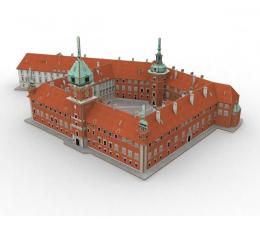 Puzzle do 500 elementów Dante Cubic Fun Zamek Królewski w Warszawie