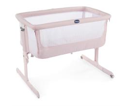 Łóżeczko dostawne Chicco Next2me AIR Paradise Pink