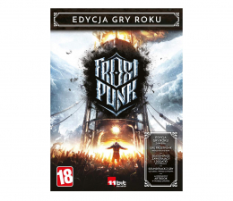 Gra na PC PC Frostpunk Edycja gry roku