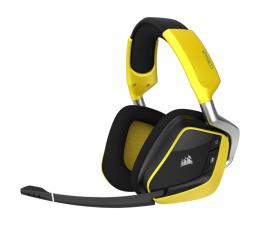Słuchawki bezprzewodowe Corsair Gaming VOID PRO (RGB, żółte)