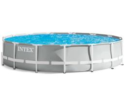 Basen / akcesoria INTEX Basen stelażowy ogrodowy Prism 457x107 cm