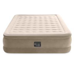 Basen / akcesoria INTEX Dmuchane łóżko Queen Fiber-Tech 152x203x46 cm