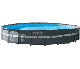 Basen / akcesoria INTEX Basen stelażowy ogrodowy Ultra XRT 732x132 cm