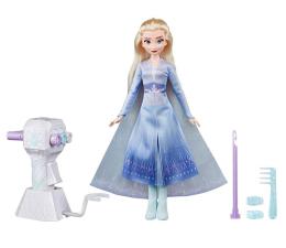 Lalka i akcesoria Hasbro Disney Frozen 2 Elsa z lokówką