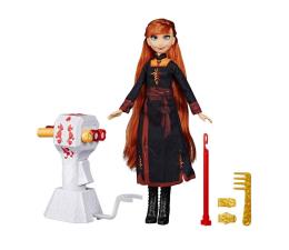 Lalka i akcesoria Hasbro Disney Frozen 2 Anna z lokówką