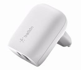 Ładowarka do smartfonów Belkin Ładowarka sieciowa 2x USB (USB-C 18W, USB 12W)