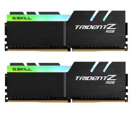 Pamięć RAM DDR4 G.SKILL 16GB (2x8GB) 4000MHz CL18 TridentZ RGB
