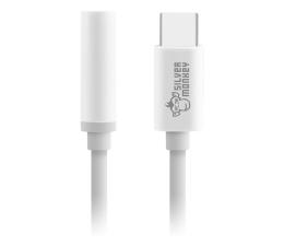 Przejściówka Silver Monkey Adapter USB-C - 3.5mm MiniJack