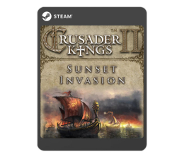 Gra na PC Paradox Interactive Crusader Kings II - Sunset Invasion (DLC) ESD
