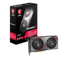 Karta graficzna AMD MSI Radeon RX 5500 XT GAMING X 8GB GDDR6