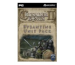 Gra na PC Paradox Interactive Crusader Kings II Byzantine Unit Pack (DLC) ESD
