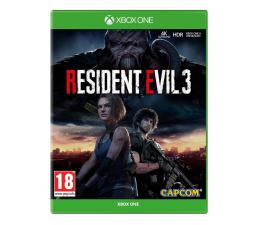 Gra na Xbox One Xbox Resident Evil 3