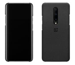 Etui/obudowa na smartfona OnePlus Sandstone Protective Case do OnePlus 7 Pro czarny