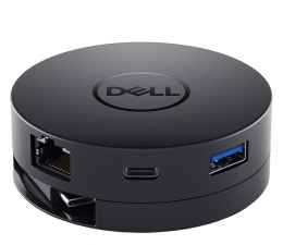 Stacja dokująca do laptopa Dell DA300 USB-C - HDMI, VGA, DisplayPort, RJ-45