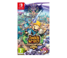 Gra na Switch Switch Snack World: The Dungeon Crawl - Gold