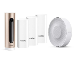 Centralka/zestaw Netatmo Security Set - Welcome Tags Siren