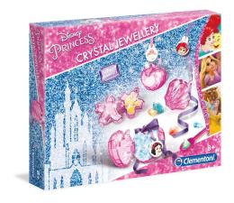 Zabawka plastyczna / kreatywna Clementoni Kryształowe Klejnoty Księżniczki